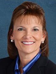 Sen. Denise Grimsley — a Sebring Republican who represents