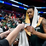 Couch: Don't discard Nick Ward just because Michigan State's offense isn't clicking