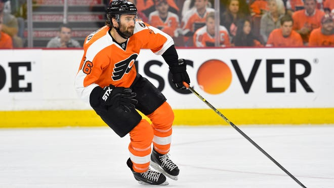 Colin McDonald was recalled by the Flyers Saturday morning instead of using an option that was already on the roster.