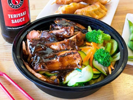 Teriyaki Madness, a fast-casual Asian-style chain,