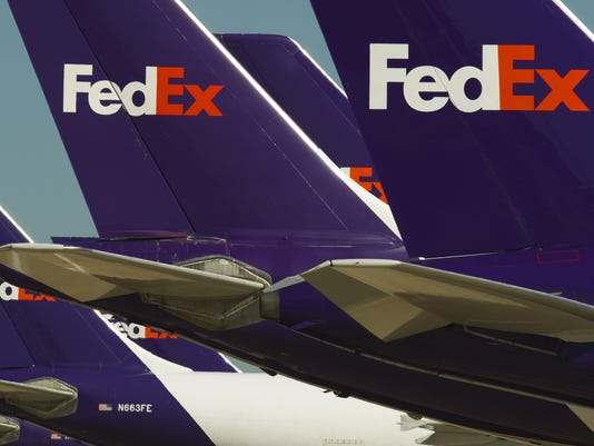 AFP FILES-US-BUSINESS-FEDEX A FIN USA TN