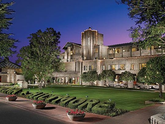 Meet Santa at the Arizona Biltmore's holiday brunch.