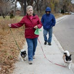 Photos: Retiree Ann Green makes do on fixed income