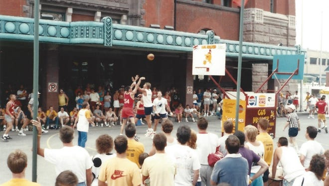 Indy Gus Macker Tournament – 1980s