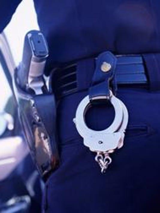 Policeman Cuffs