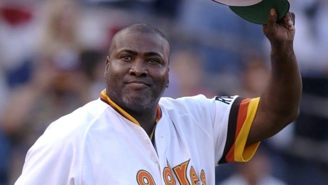 """Tony Gwynn was known as """"Mr. Padre"""" in San Diego."""
