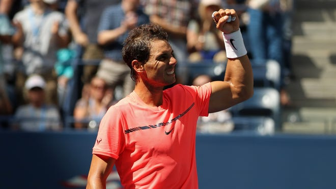 Roger Federer Rafael Nadal One Match Away From Historic U S Open Meeting