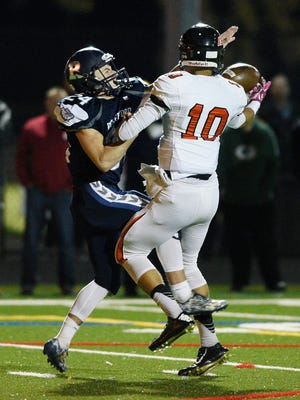 Rutherford senior linebacker Billy Finn and the Bulldogs will play Hackettstown in the North 2, Group 2 final on Thursday night. Rutherford is searching for its first state title in 51 years.