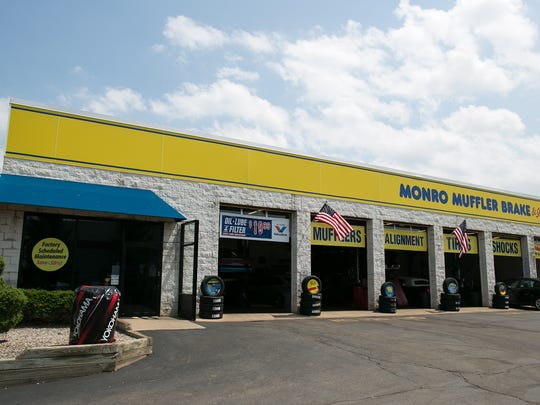 Monro Muffler Brake in Greece is one of the chain's 150 stores in New York.