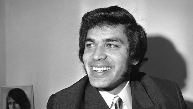 In 1968, Engelbert Humperdinck was fresh into his career as an international pop star.