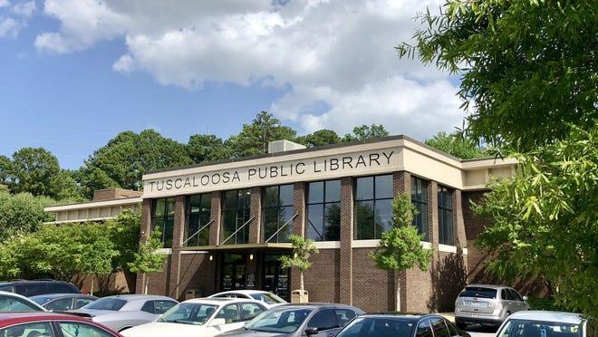 The Tuscaloosa Public Library