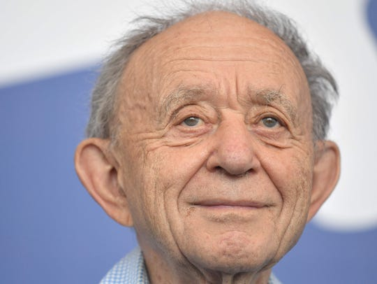 Director Frederick Wiseman attends the photo call of