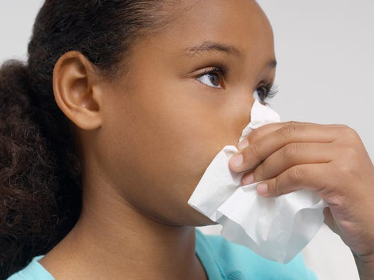 Between 40 million and 60 million Americans have allergies.