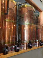 The Butte Brewing Co. has a 17-barrel brewing system.