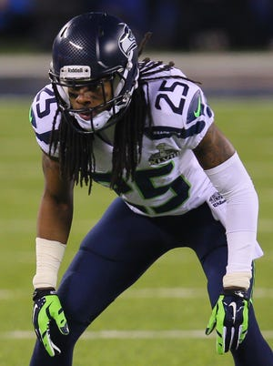 Richard Sherman is one of several key Seahawks who will be free agents in the coming years.