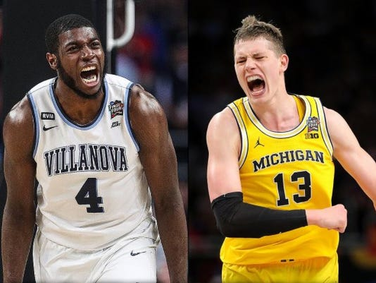 Michigan vs. Villanova