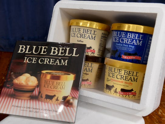Blue Bell Ice Cream awarded Northeast Middle School