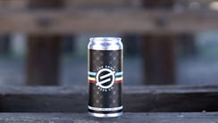 The Shop Beer Co. will offer 32-oz. cans to go in the