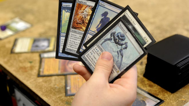 Price Busters Movies & Games is hosting a Magic the Gathering tournament at 7 p.m. on Monday.