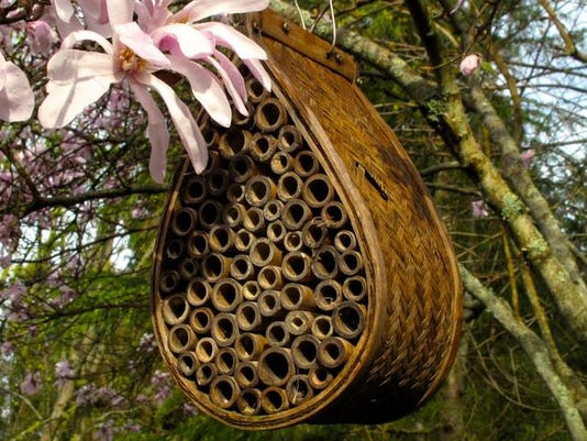 Gardening-Bee Sanctuaries