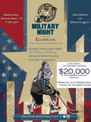 Military Night 2015