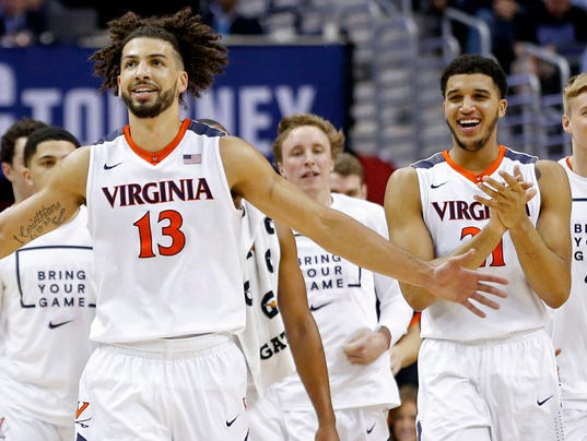 USP NCAA BASKETBALL: ACC CONFERENCE TOURNAMENT-GEO S BKC USA DC