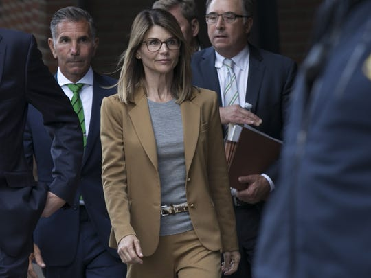 Lori Loughlin and her husband, Mossimo Giannulli, are accused of bribing college coaches.