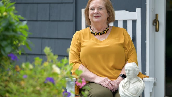 On Wednesday, Shakespearean scholar Helen Whall will discuss Shakespeare and the plague in a Zoom talk with Friends of the Shrewsbury Public Library.