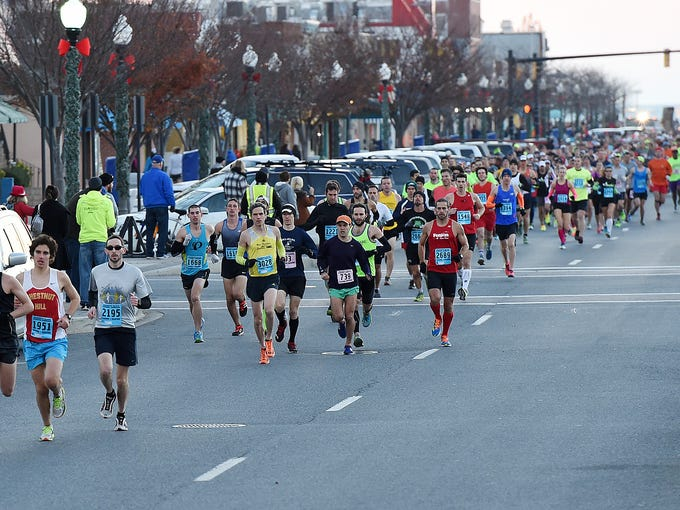 Over 3000 Runners Turned Out For The Rehoboth Beach