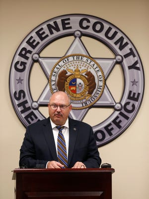 Greene County Sheriff Jim Arnott, News-Leader file photo