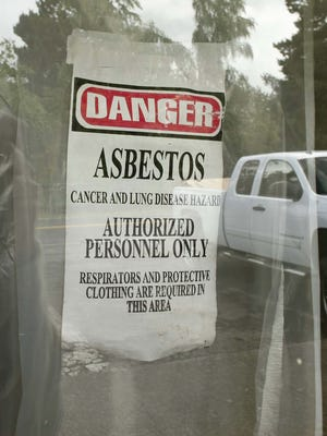 DCI Properties of Keizer has been fined for improper asbestos abatement.