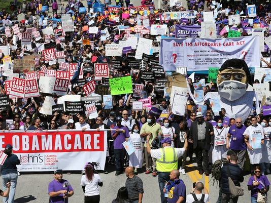Obamacare Affordable Care Act Supporters