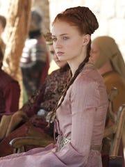 Sansa in Season 2