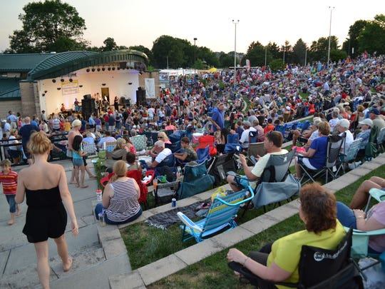 The Springettsbury Township Sound of Summer Concert Series begins June 10 and runs through Aug. 5.