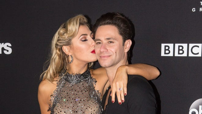 Professional dancers Emma Slater and Sasha Farber have reportedly tied the knot.