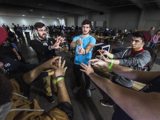 It's pump up and game on: Fitness trainer helps video gamers stay in shape