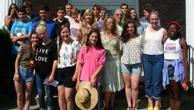 The Village Harmony Teen World Music Ensemble performs five concerts in Vermont starting Friday.