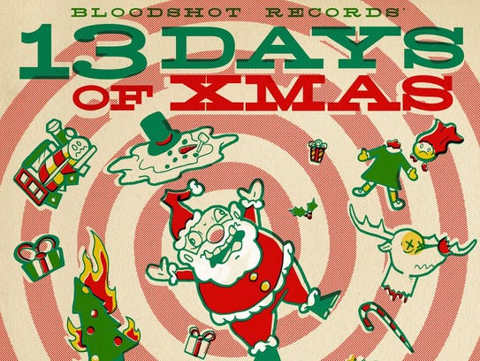 Bloodshot Records: 13 Days of Xmas