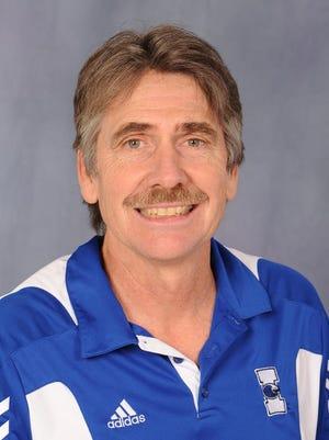 Texas A&M-Corpus Christi director of track and field Shawn Flanagan.