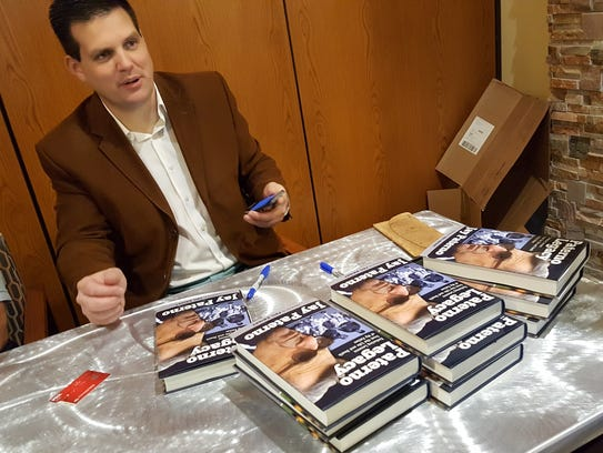 Jay Paterno, son of former Penn State football coach