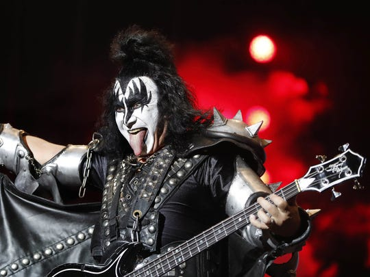 Kiss has the best song about Michigan.