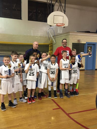 MOT Future Stars 3rd/4th grade league: Sixers (from