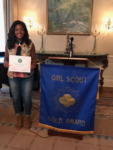 The 2017 Kelly C. O'Mahoney Scholarship was awarded