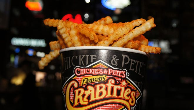 Chickie & Petes is offering $1 crab fries for National French Fry Day.