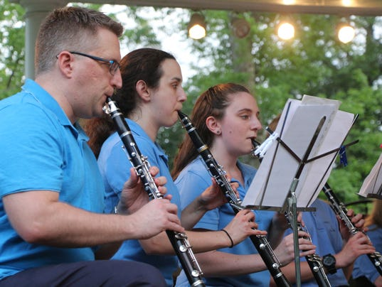 Westfield Community Concert Band concludes series PHOTO CAPTION