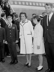 Attorney General Robert Kennedy and members of his