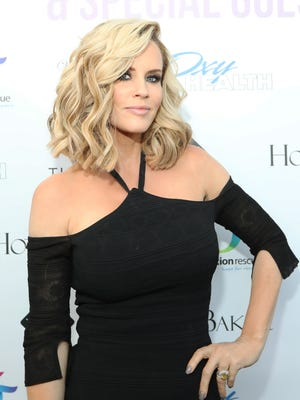Jenny McCarthy attends the Go Home With Donnie Again event on June 19, 2017 in St. Charles, Ill.