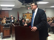 Robbie Beal to run for Williamson County commission