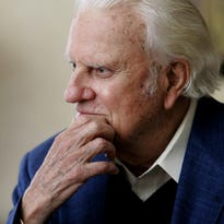 Minister to millions: How Rev. Billy Graham became nation's chaplain