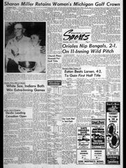 This Week in BC Sports History - Week of July 16, 1965